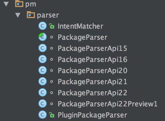 DroidPlugin的PackageParser